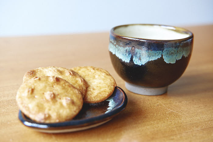 japanische teetasse aus keramik