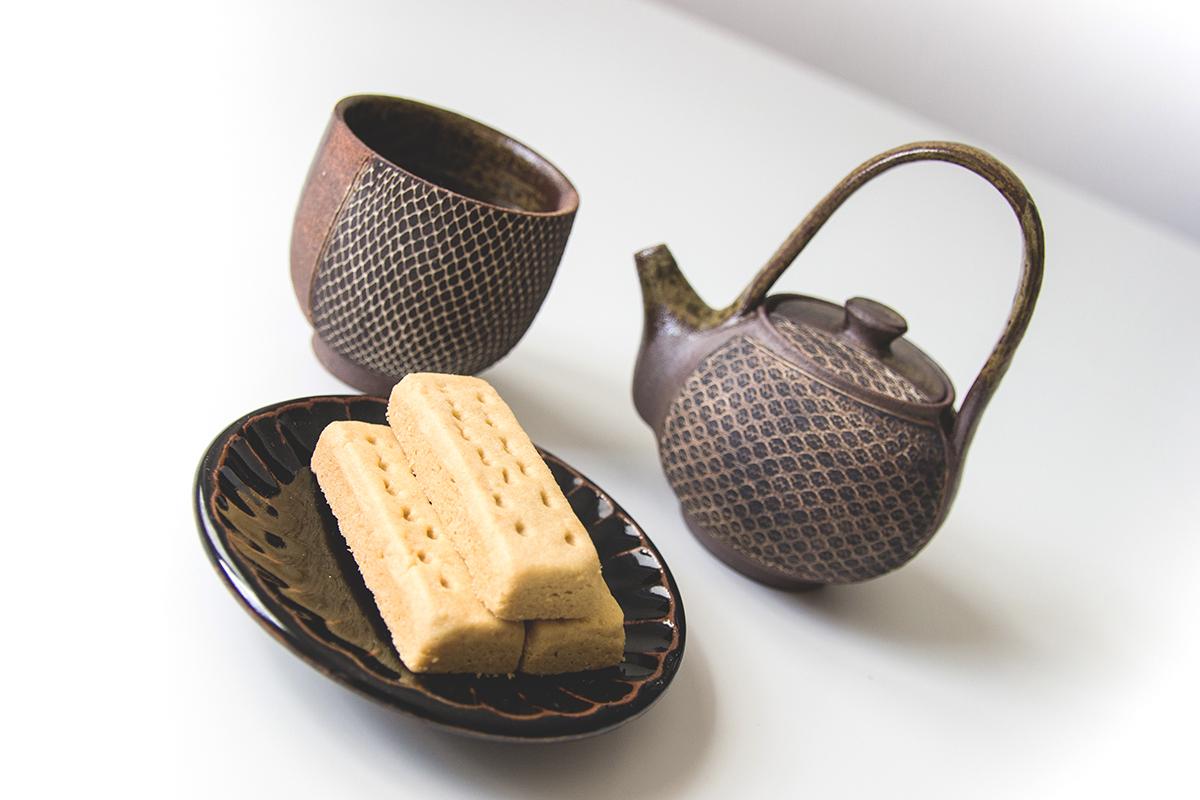 keramik tee set