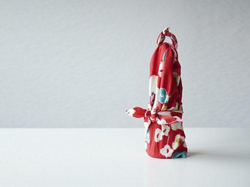 furoshiki für flaschen