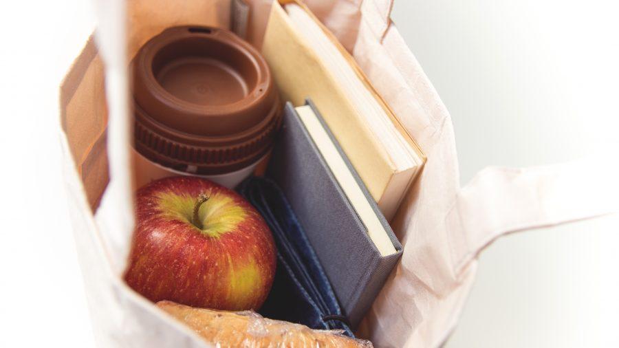 siwa lunchbag von oben