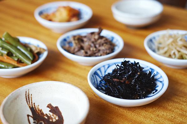japanische salatteller