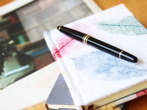 washi papier notizbuch