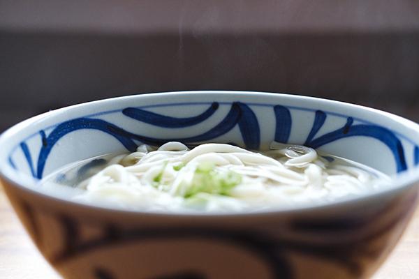 udon in tobe yaki donburi