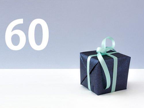 gutschein für 60 euro