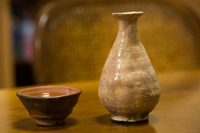 bizen yaki keramik