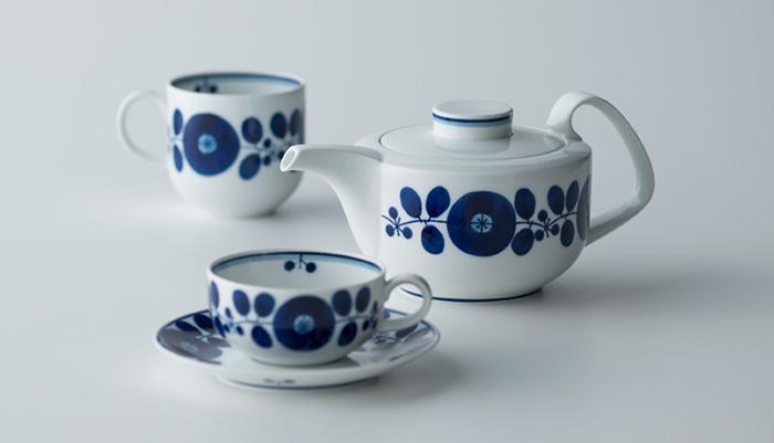 hakusan keramik teeset