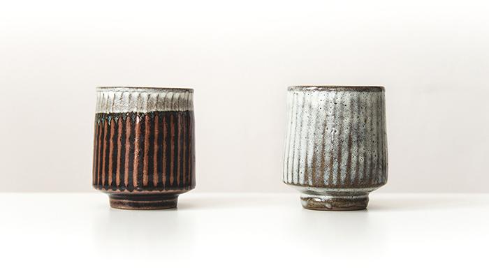 tanba yaki Keramik tasse