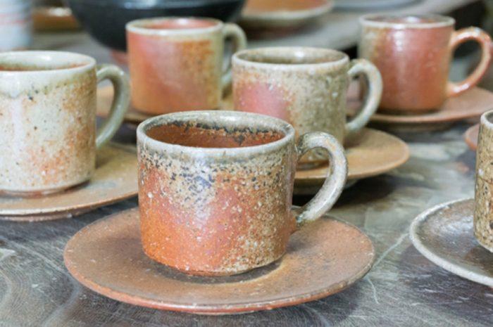 keramik tasse aus Aichi