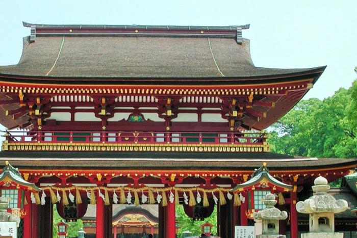 dazaifu tenmangu in fukuoka