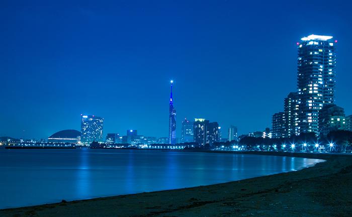 fukuoka momochi strand