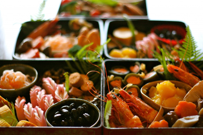 osechi japanische küche