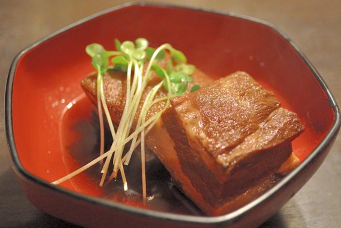 schweinbauch okinawa küche
