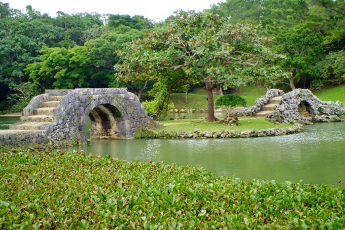 teegarten in okinawa