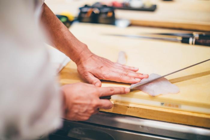 sashimi koch