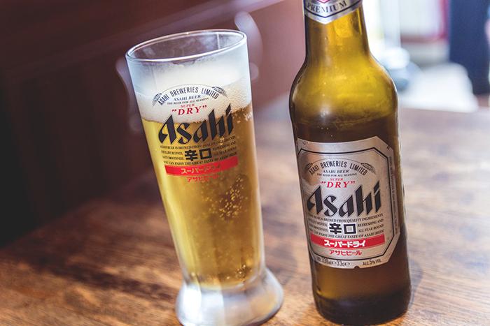 japanisches bier