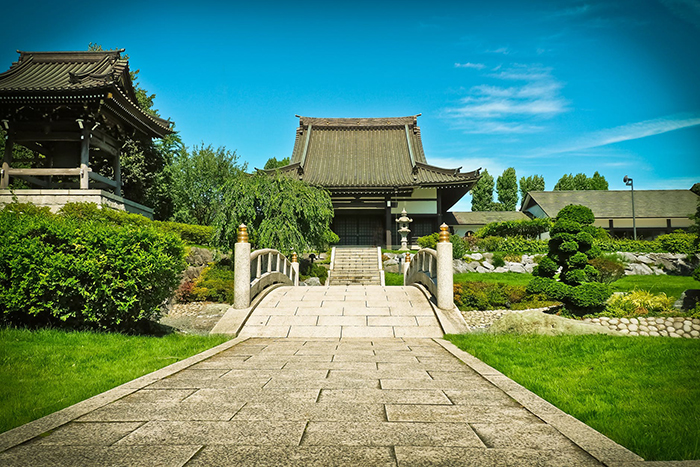 eko haus temple