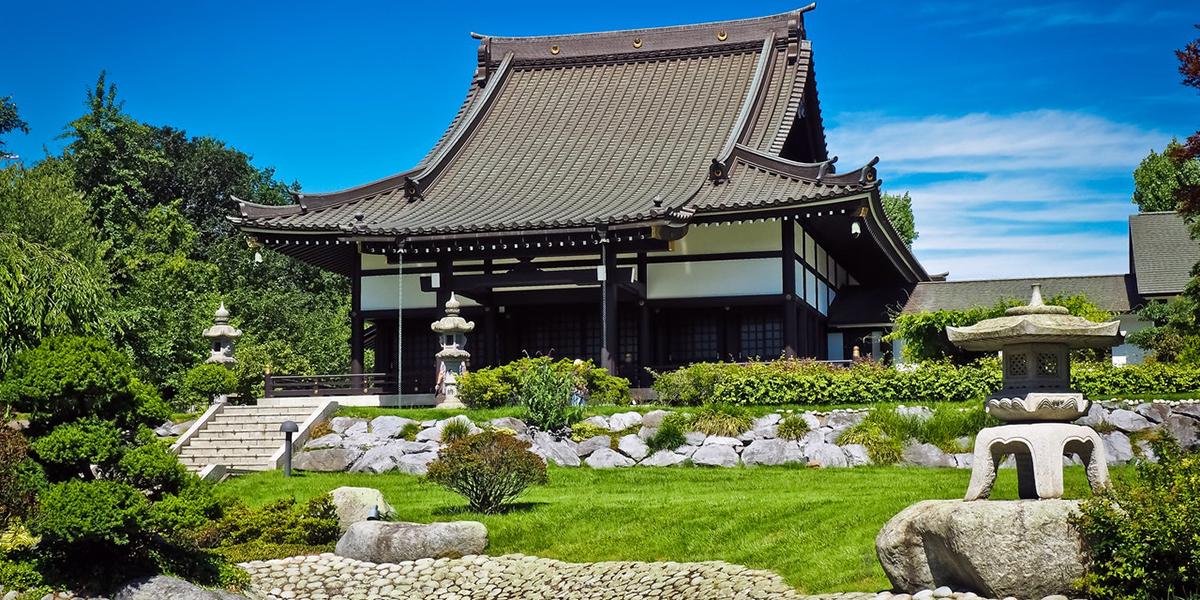 japanisch-tempel