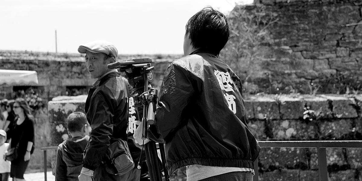 filmdrehen in japan