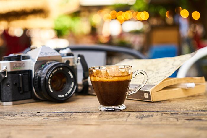 kaffee und kamera