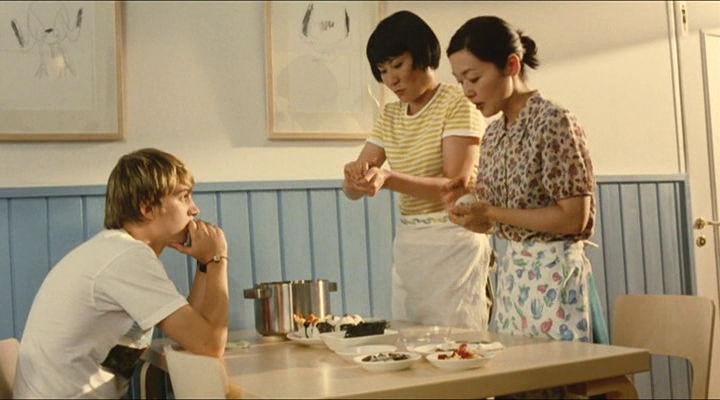 kamome diner japanische Filme Food