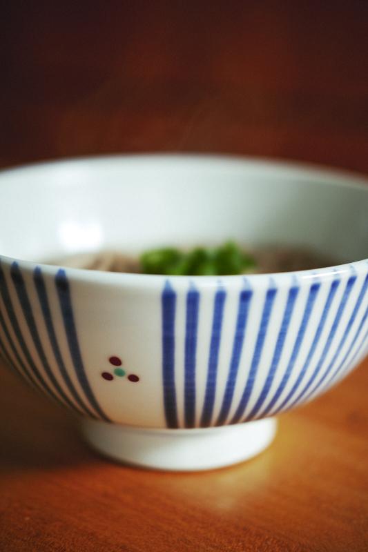 soba in bowl