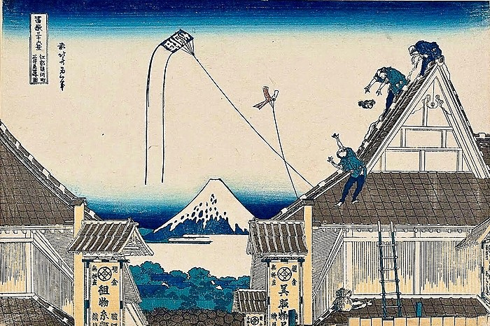 hokusai ukiyoe
