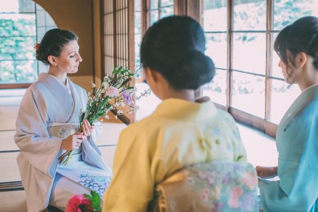 ikebana schule