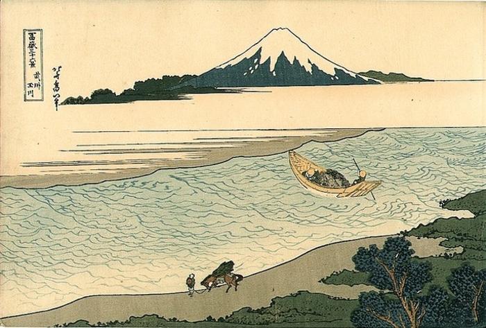 fuji san ukiyo-e