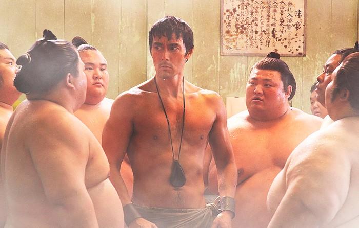 onsen mit sumo ringer - Japanische Komödie