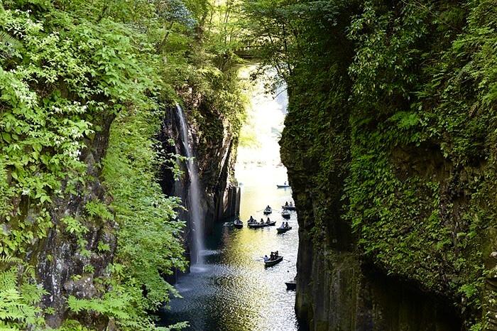 wasserfall in miyazaki Kyushu