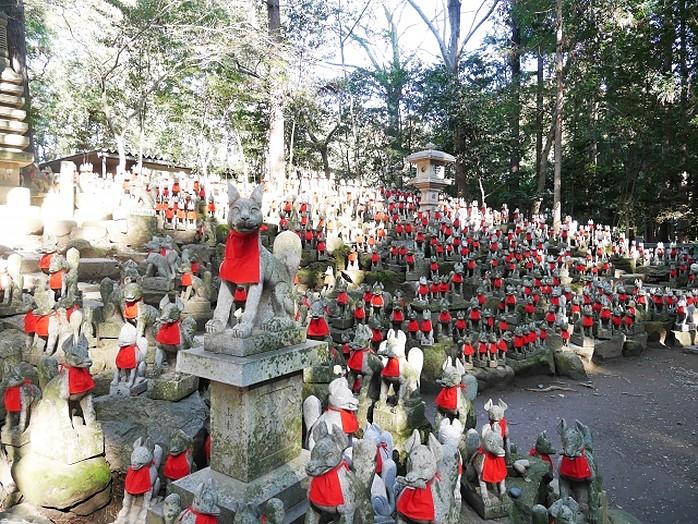 Toyokawa-Inari in Aichi