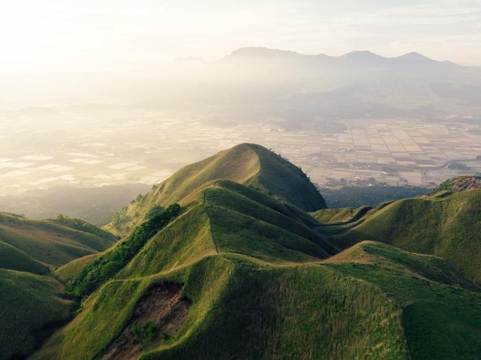 kumamoto aso berg