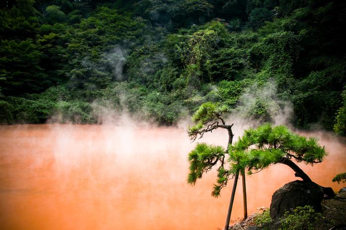 onsen in oita