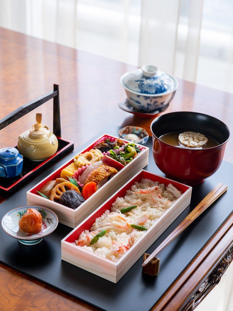washoku traditionelle Gerichte aus Japan